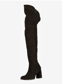 donkerbruine-overknee-laarzen