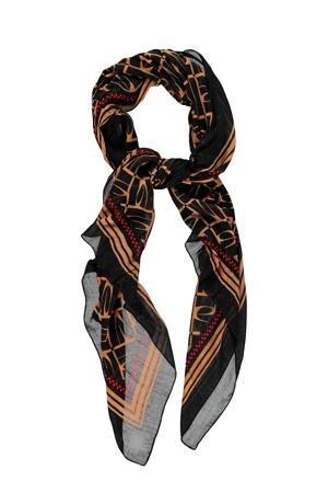 expresso-sjaal-zwart-oranje-zwart-8720019052990