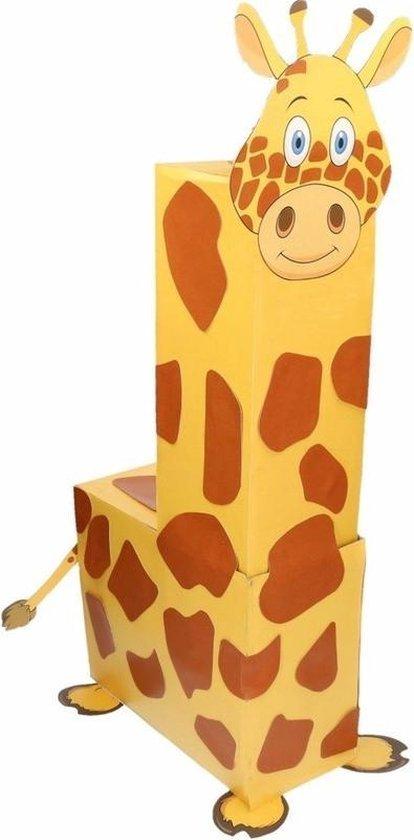 giraffe-knutselpakket