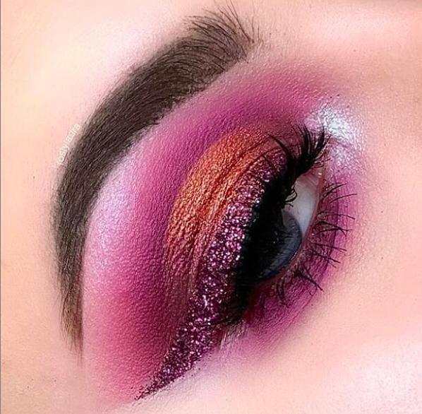 glitter-feest-makeup