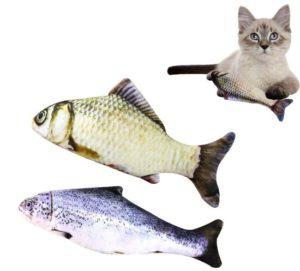 kattenspeelgoed-vis-catnip