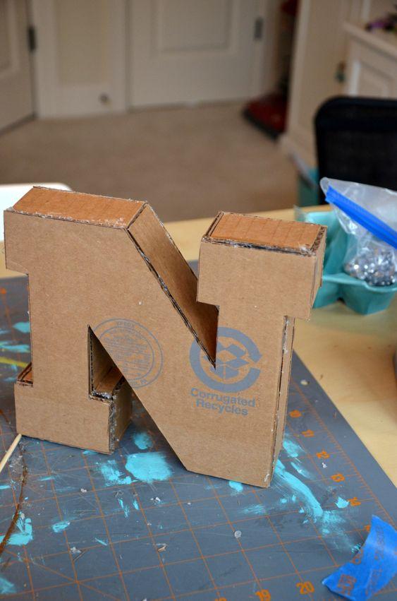 letters-knutselen-karton