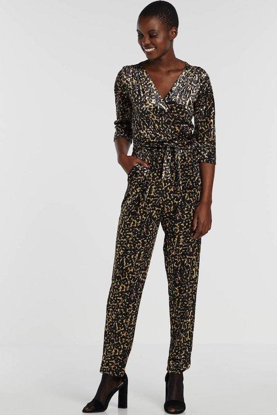 smashed-lemon-fluwelen-jumpsuit-met-all-over-print-zwart-goud-zwart-8719434423607