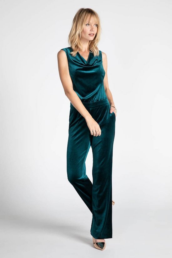 steps-fluwelen-jumpsuit-groen-groen-8718303571555