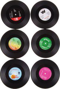 vinyl-onderzetters