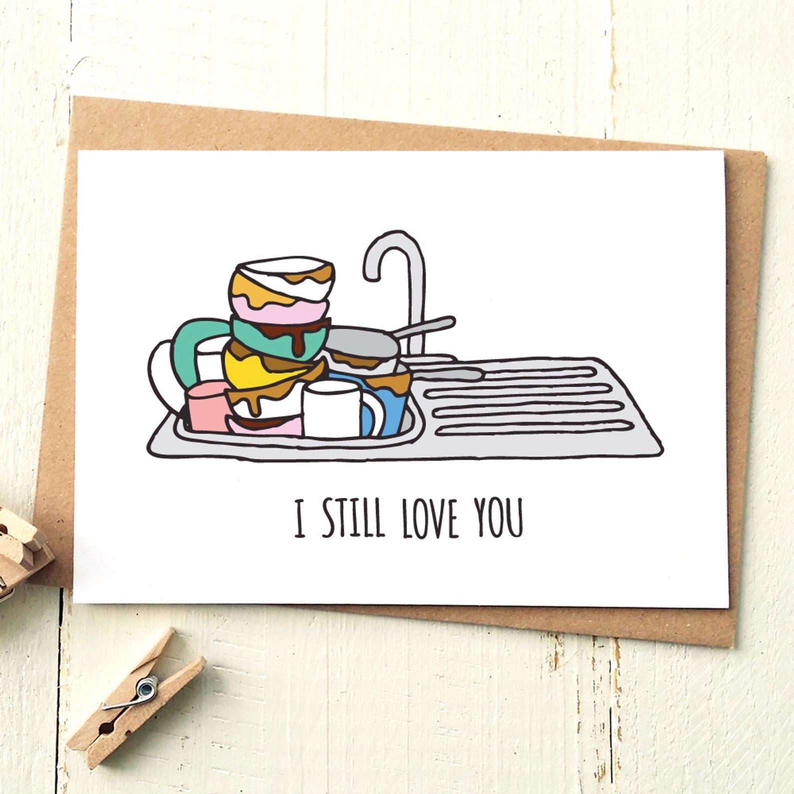 afwas-valentijn