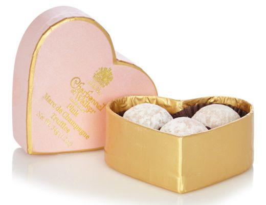 champagne-truffels