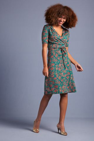 king-louie-jurken-cecil-dress-touche