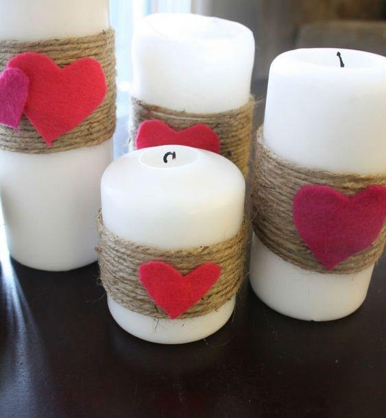 Valentijnsdecoratie Diy Valentijns Versieringen Voor In Huis Glamourista Kapsels