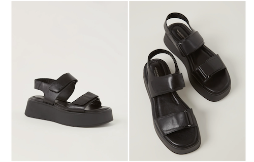 platform-sandalen