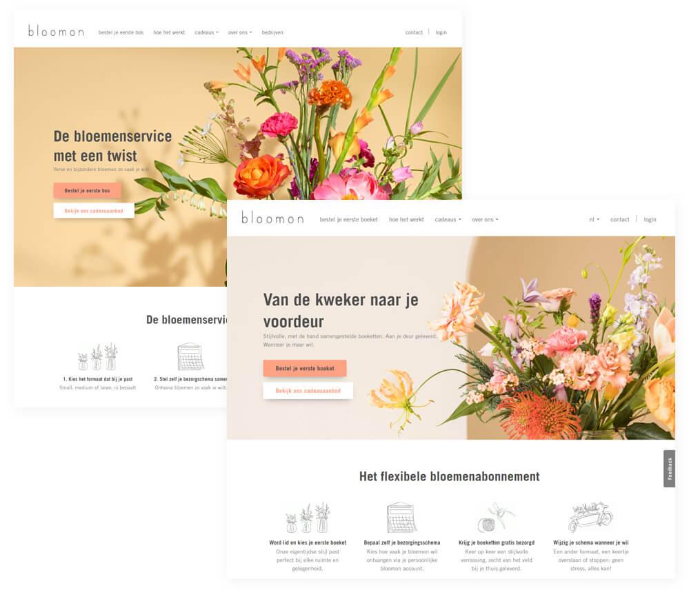 bloomon-homepage-screenshot