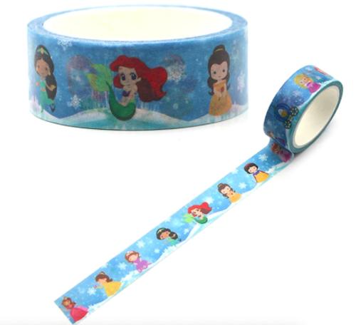 disney-prinsessen-washi-tape