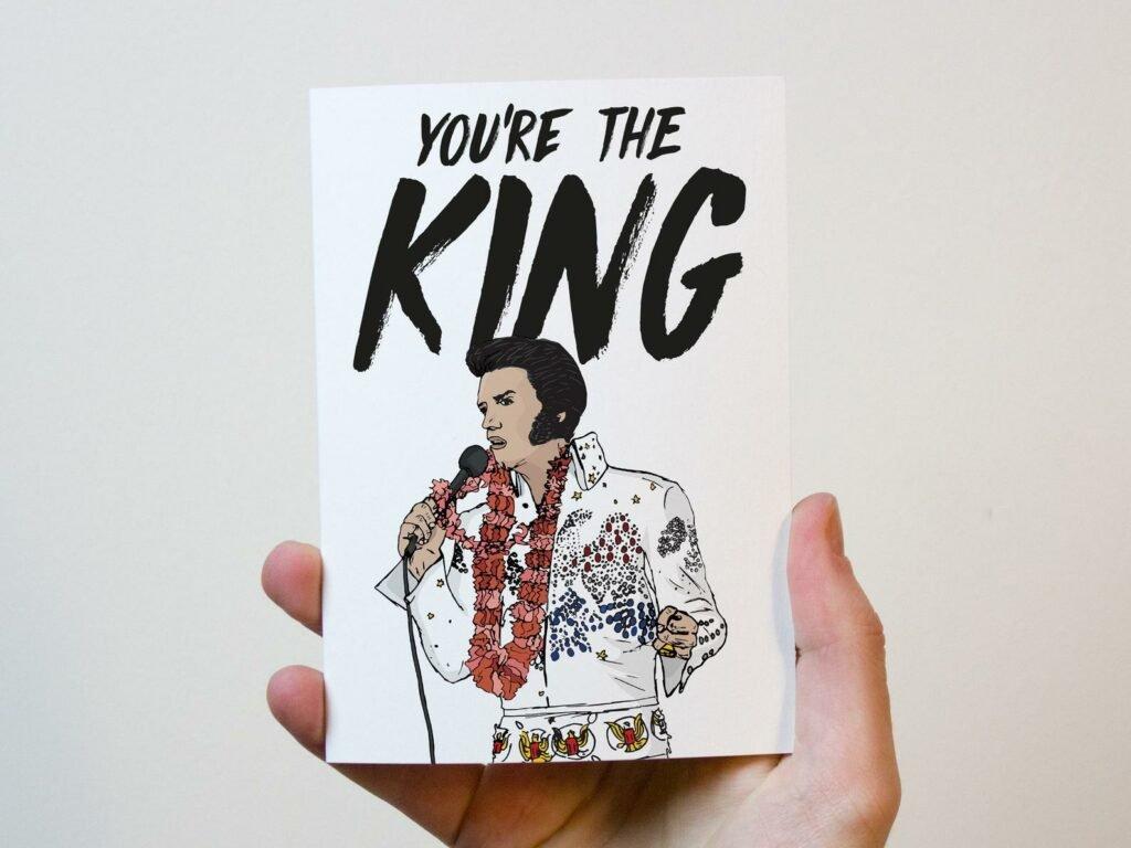 elvis-king-vaderdagkaart