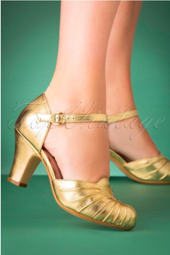 gouden-pumps