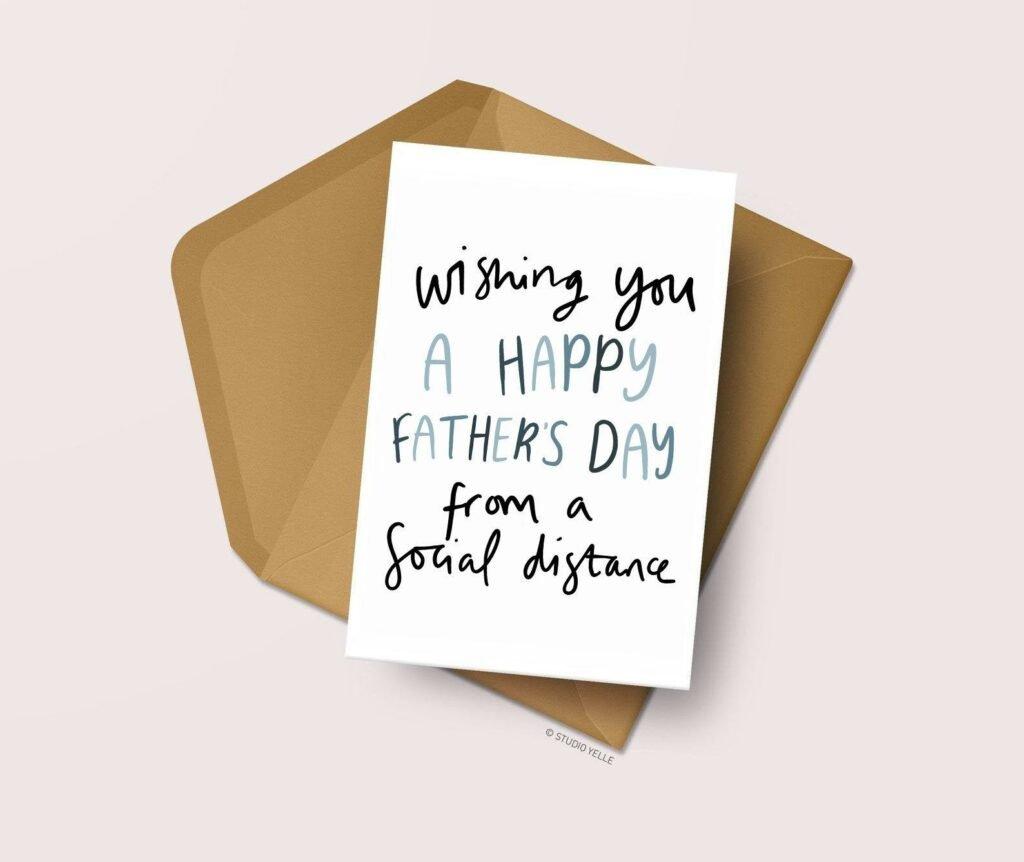 social-distance-vaderdag