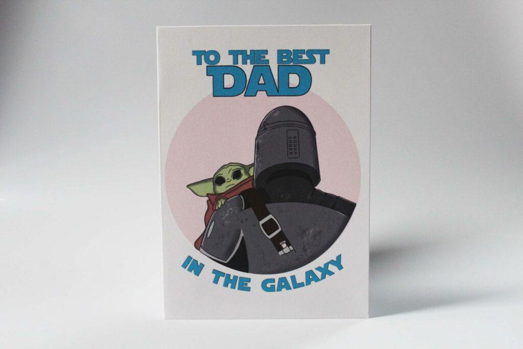 star-wars-baby-yoda-kaart-vader