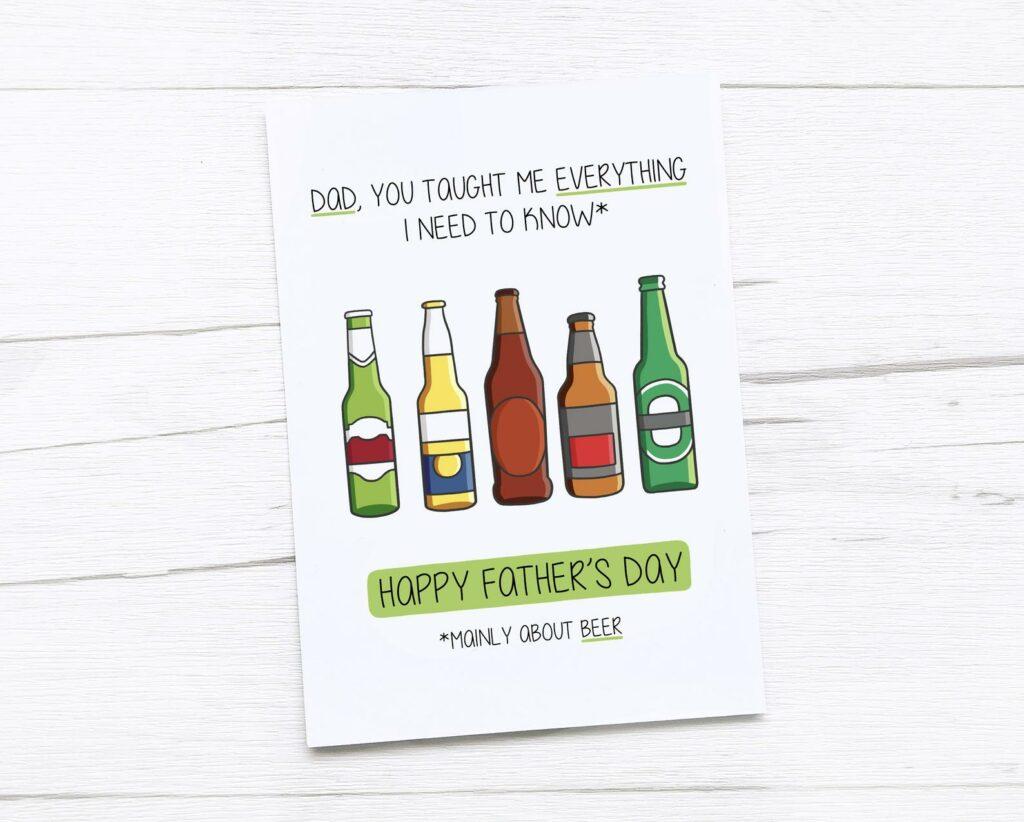 vaderdagkaartje-bier