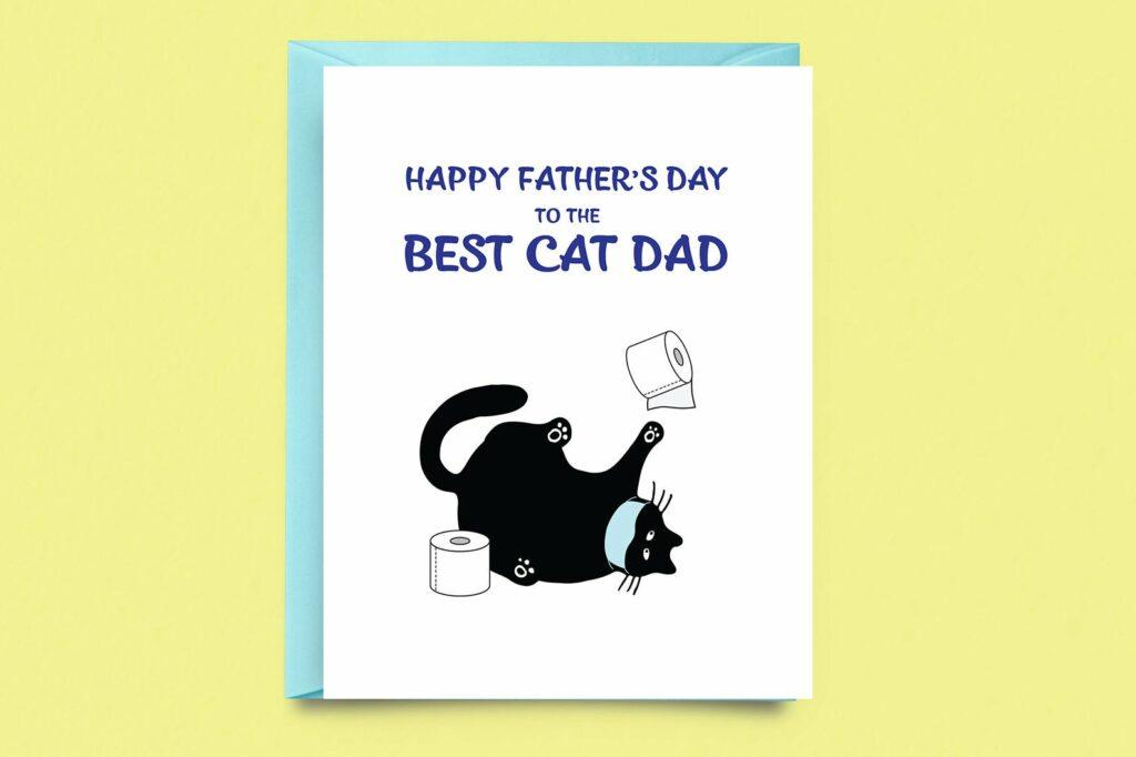 best-cat-dad-quarantaine