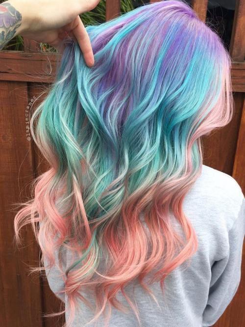 pastel-haarkleuren