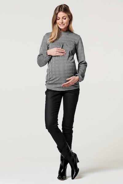 thuiswerk-outfit-zwanger