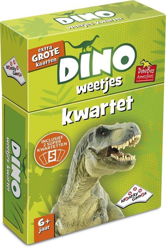 dino-kwartet