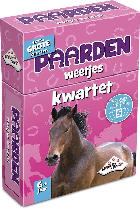 paarden-kwartet