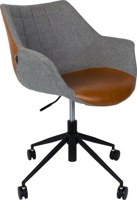 zuiver-grijze-bureaustoel