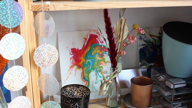 luchtplantjes-bloompost