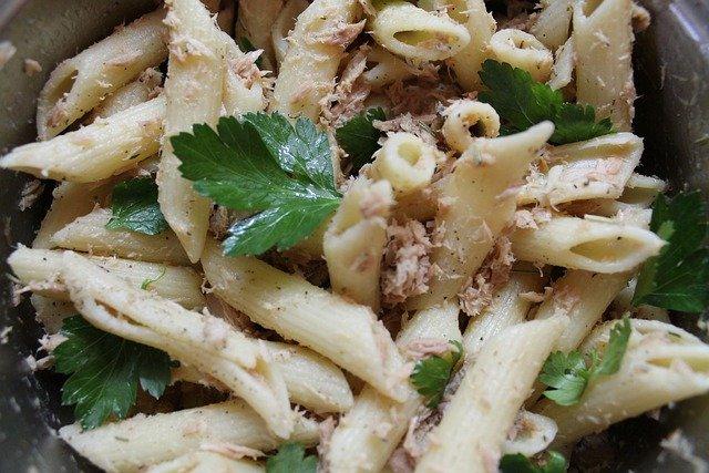 pasta-tonijn