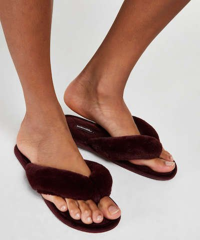 slippers-fluffy
