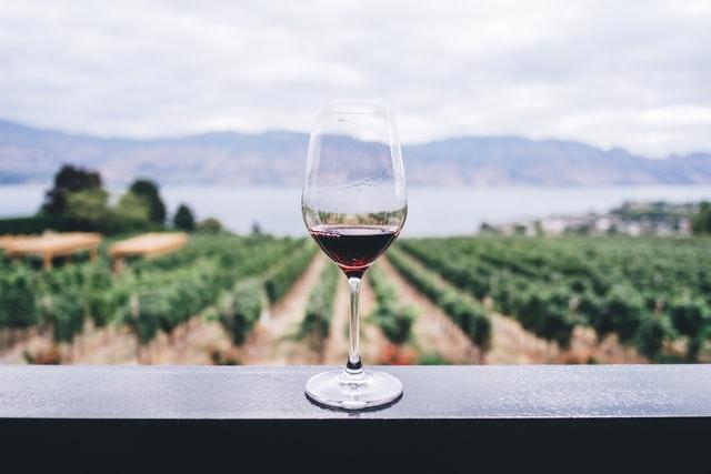wijn-borrelplank