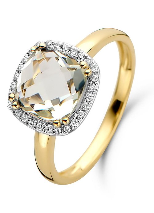 diamond-point-ring