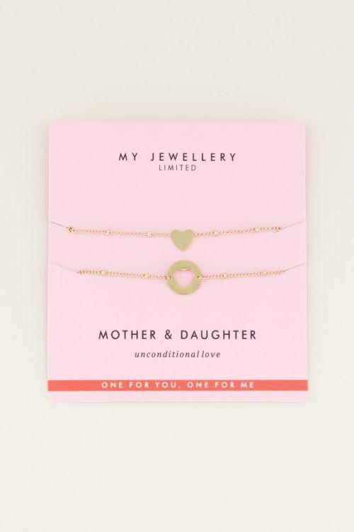 mother_daughter_kaartje_armband_goud
