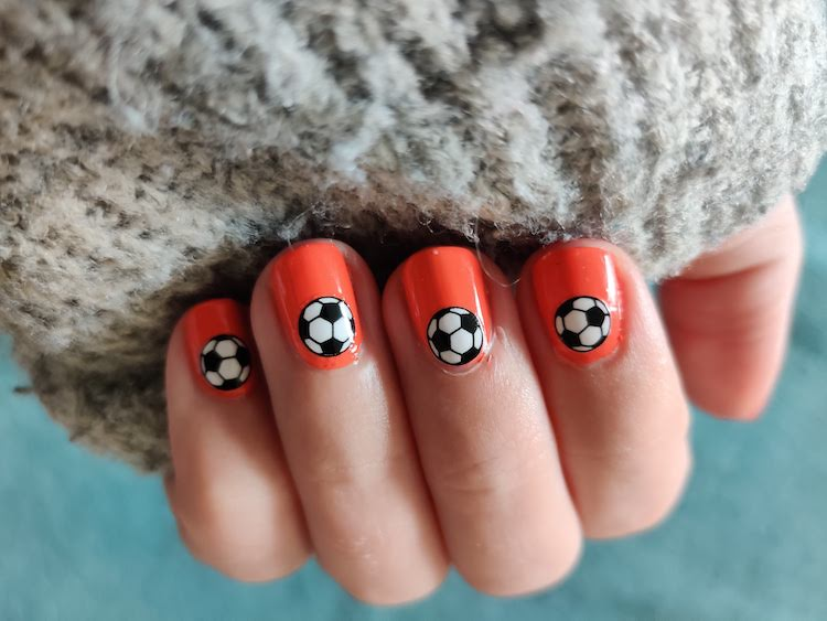 holland-ek-wk-nail-art-nederland-oranje