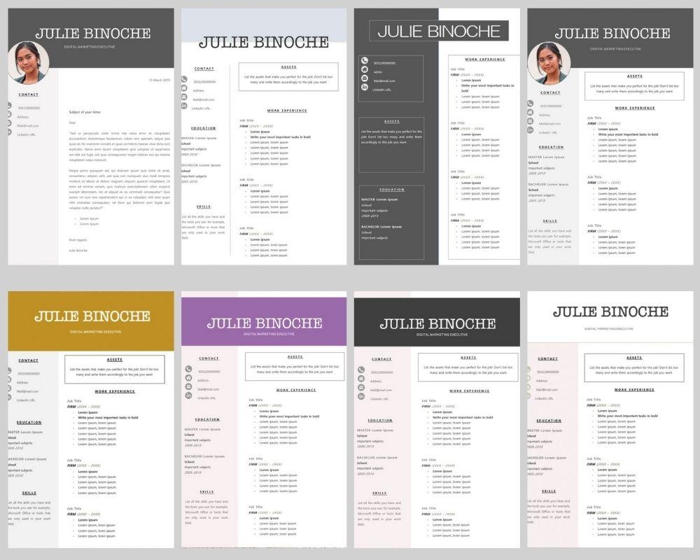 curriculum-vitae-templates